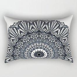 Mandala Mehndi Style G378 Rectangular Pillow