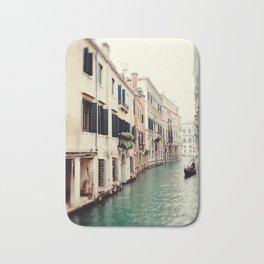 Venetian Canal Bath Mat