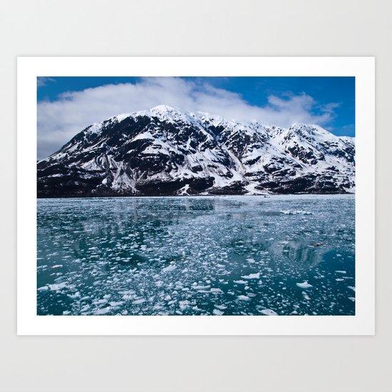 Frozen Ambitions  Art Print