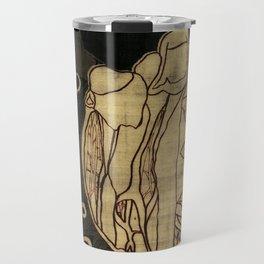 Coronary Contemporary 6 Travel Mug