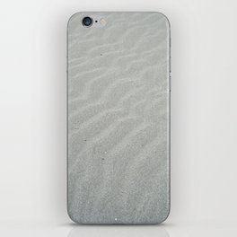 Natural wave patern iPhone Skin