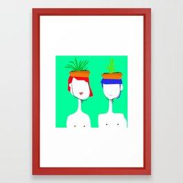 Friendship Framed Art Print