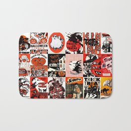 Halloween : Trick Or Treat, Smell My Feet, Gimmie Something Good To Eat. Bath Mat