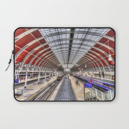 Paddington Station London Laptop Sleeve