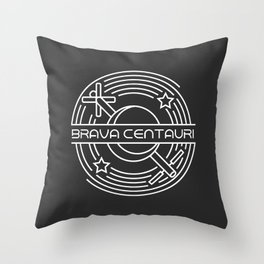 Brava Centauri Throw Pillow