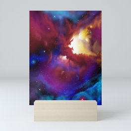 Bat Nebula  Mini Art Print