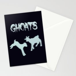 Ghoats Stationery Cards
