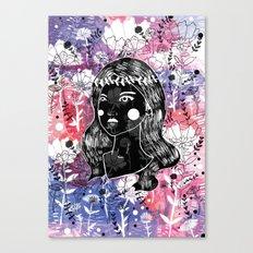 Godless Canvas Print