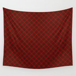 Scottish Fabric High Resolution Wall Tapestry