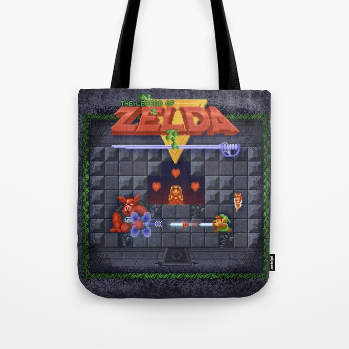 The Zelda of Legend Tote Bag