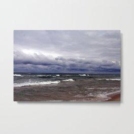 Great Lake Superior Metal Print