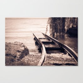 To wherever it takes you Canvas Print