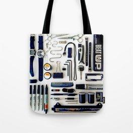 Junk Drawer: Monochrome Tote Bag