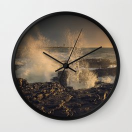 Unleashed Power Wall Clock