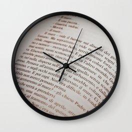Oceano Mare Wall Clock