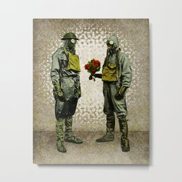 Contagious Love Metal Print