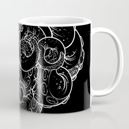 Cthulhu (B&W Version II) Coffee Mug