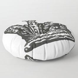 Crown 2 Floor Pillow