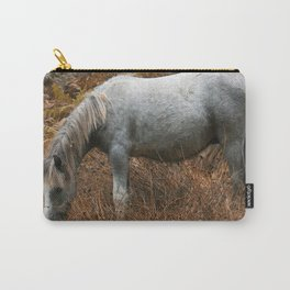 Wild Horses of The Long Mynd Carry-All Pouch