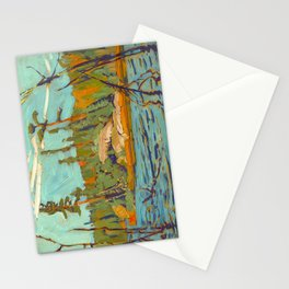Moose Lake, Algoma, 1920, McMichael Canadian Art J.E.H. MacDonald Stationery Cards