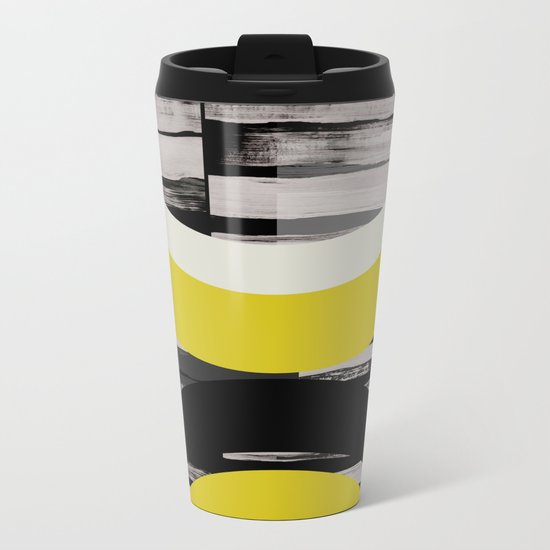 C4 Metal Travel Mug