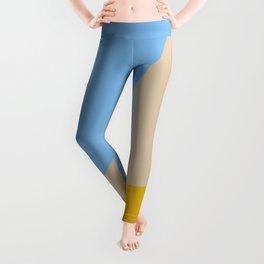 Mid Century Minimal 6 Leggings