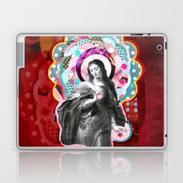 Maria (mãe de Jesus) Mary (mother of Jesus) #3 Laptop & iPad Skin