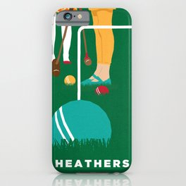 80s TEEN MOVIES :: HEATHERS iPhone Case