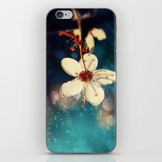 Spring wishes iPhone & iPod Skin