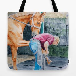 Farrier Tote Bag