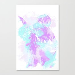 Ice Dance Canvas Print