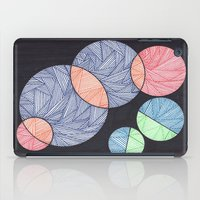 dot iPad Cases featuring Dot Dot Dot by Sarah J Bierman