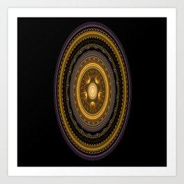 Cosmos  C Art Print