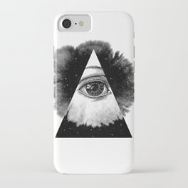 The Eye In The Sky iPhone Case