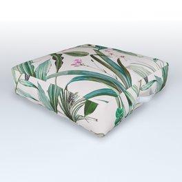 Wild botanical paradise 207 Outdoor Floor Cushion