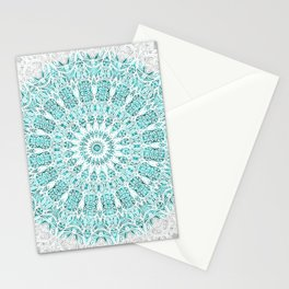 A Glittering Mandala Stationery Cards