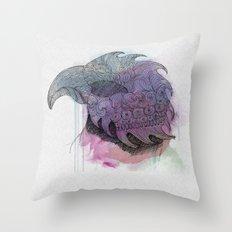 Eagle Flight Throw Pillow