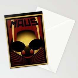 OBEY THE MAU5 Stationery Cards