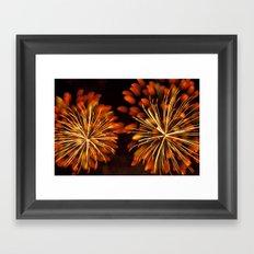 Efflorescence 33 Framed Art Print