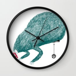 Monster Wall Clock