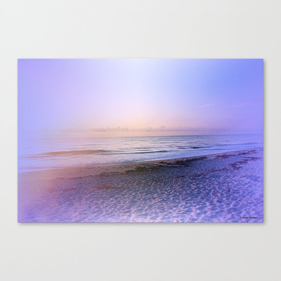 Dreamy Morning Canvas Print
