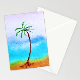 """Ghost Tree, #13"" Painting Stationery Cards"