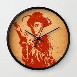 Virgulino Wall Clock