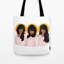 The Ronettes Tote Bag