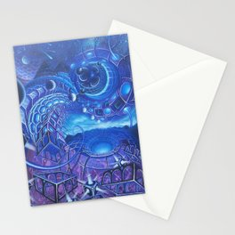 A Blue Hope Stationery Cards