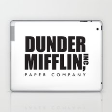 Dunder Mifflin Paper Company Laptop & iPad Skin