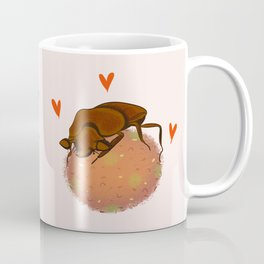 It's a Love Story Coffee Mug
