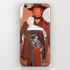 Media Landscape Walkers 4 iPhone & iPod Skin