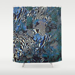 HYPFNA Shower Curtain
