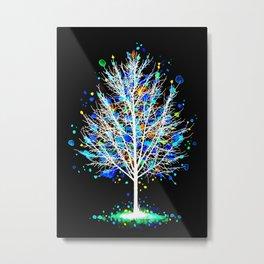 Design 134 Tree Metal Print